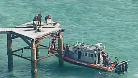 17 balseros cubanos permanecen en la base naval de Guantánamo esperan qu...