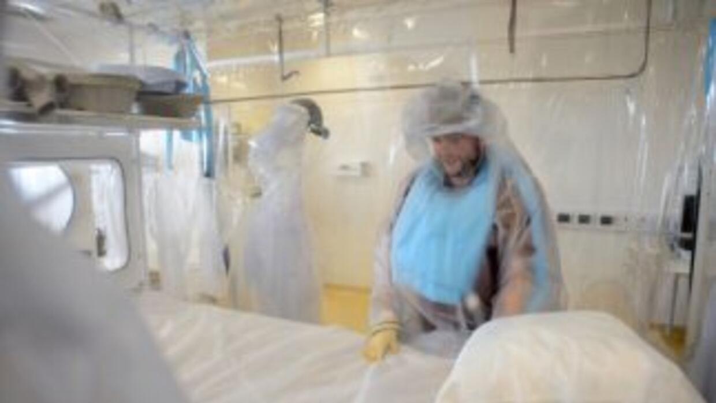 Una vacuna contra el virus del Ébola podría estar lista en 2015.