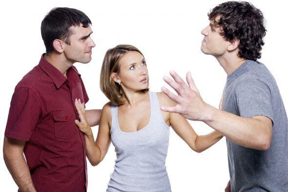 Encontrarte con tu ex:  Esto sí que destruye los nervios de algun...