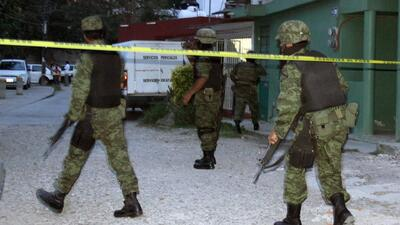 Denuncian masacre de al menos 20 personas en Guerrero