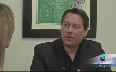 Juan Dalmau se recupera de una hospitalización