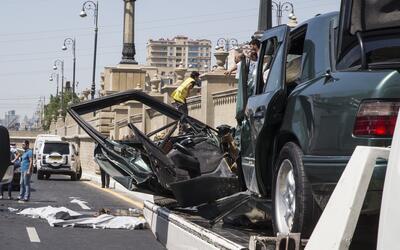 Accidentes de tráfico se reducen con mayor regulación, seg...
