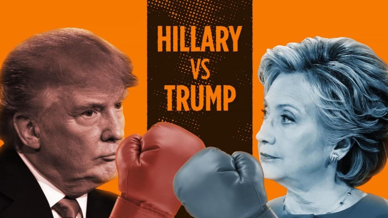 El último debate presidencial en cinco asaltos