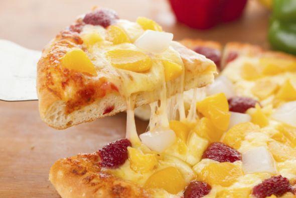 Un joven en Reino Unido ordenó una de sus pizzas favoritas en Domino's,...