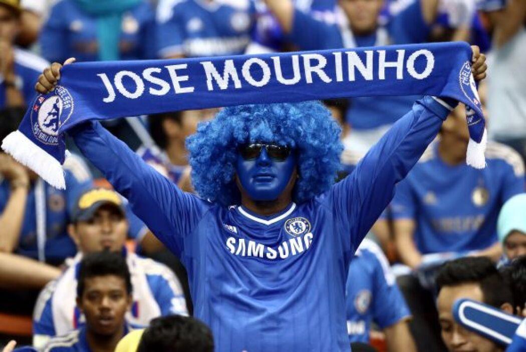 Por su parte, las gradas de Stamford Bridge se reencontrarán con el cons...