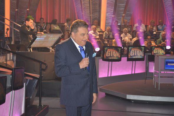 Don Francisco recogió el sentir de la audiencia que le dio la raz...