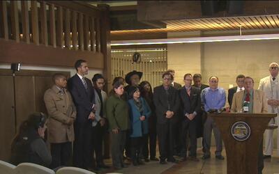 Autoridades del condado de Yolo aseguran que no tolerarán los crímenes d...