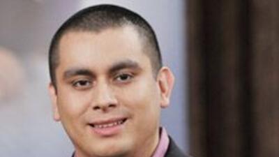 Will Echeverría, maestro, aceptó el reto educativo, con Jorge Ramos 6e50...