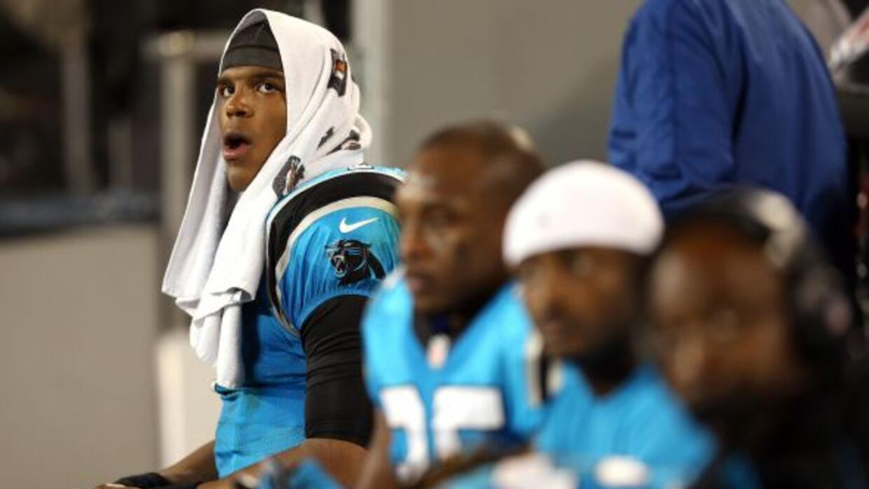 Cam no pudo evitar mostrarse decepcionado por el partido dado ante los G...
