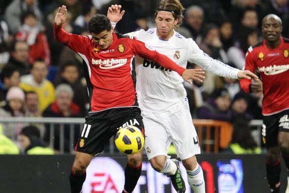 Mallorca podía conformarse con el empate, en caso de conseguirlo.