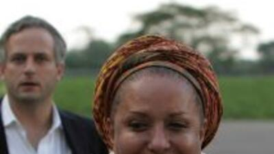 La senadora colombiana Piedad Córdoba viajó a Cuba para entrevistarse co...