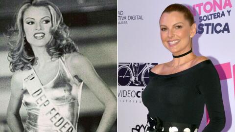 Marjorie de Sousa antes y después