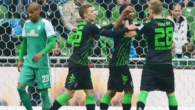 Borussia Mönchengladbach aseguró hoy su clasificación directa a la Liga...