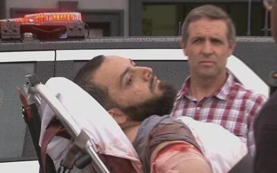En video: capturan al presunto autor de las explosiones en Nueva York