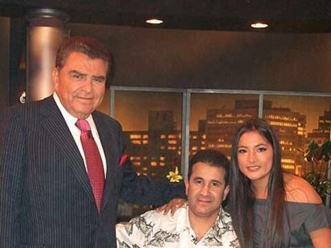 Juan Carlos Alcaraz no se dejó vencer ante la adversidad y al igu...