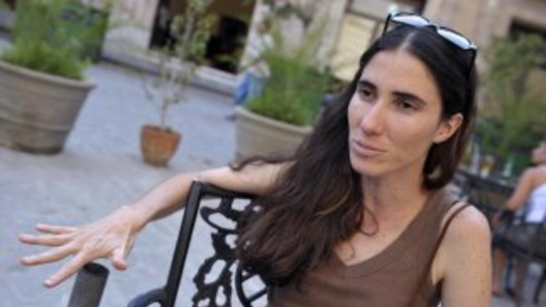 """Sánchez mantiene un blog con el nombre """"Generación Y"""", así como una cuen..."""