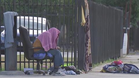 'Los Ángeles en un Minuto': indigentes de la ciudad están necesitando mi...