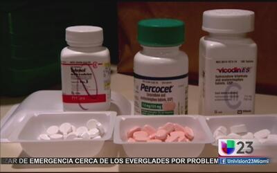 CDC advierte los peligros de medicamentos para el dolor