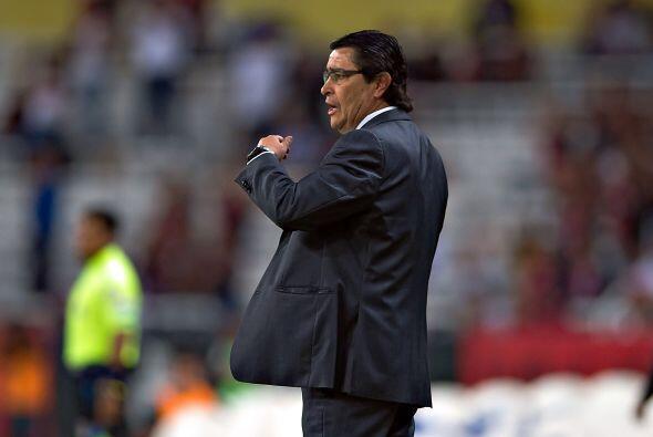 Luis Fernando Tena, entrenador celeste, ya optó por jugar con Chr...