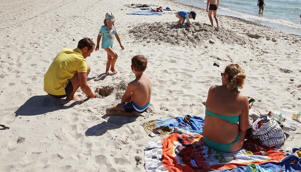 Cómo mejorar la relación con nuestros hijos durante las vacaciones de ve...