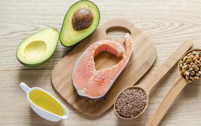 Comer grasas es bueno para la salud