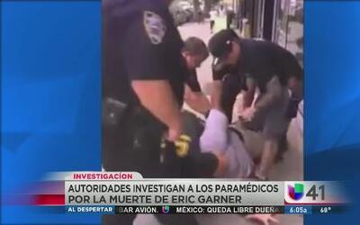 Investigan la muerte de hombre en manos de NYPD