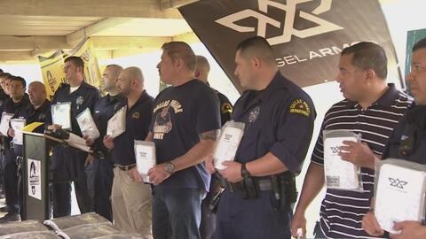 Los departamentos policiacos del Metroplex se han convertido en blanco d...