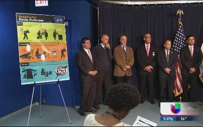 Presentan en Illinois plan preventivo ante Ébola