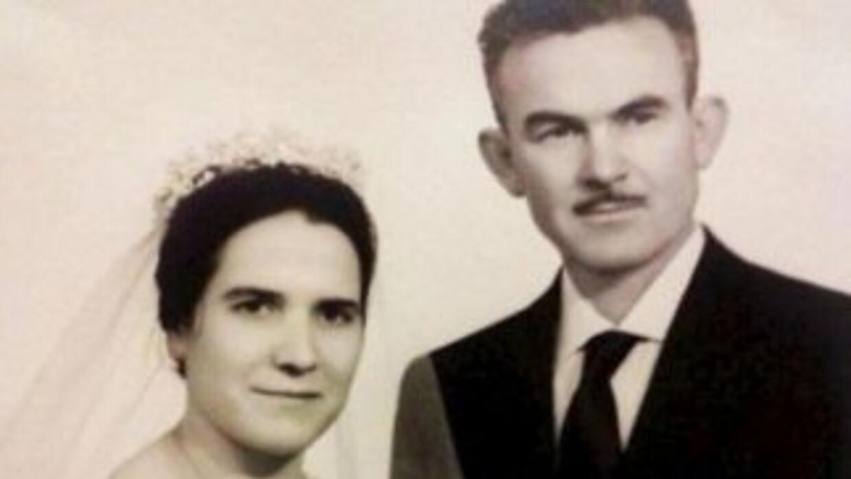Beatriz y Fernando el día de su boda. (Foto: levante-emv.com)