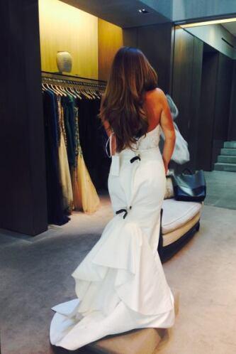 No cabe duda de que la Chiquibaby presumirá cuerpazo en su boda, todos l...