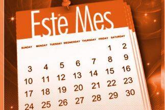 Calendario horoscopos.