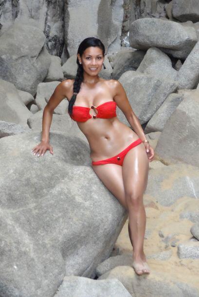 Uno de los días lo dedicó a visitar la Isla del Amor o Playa del amor co...