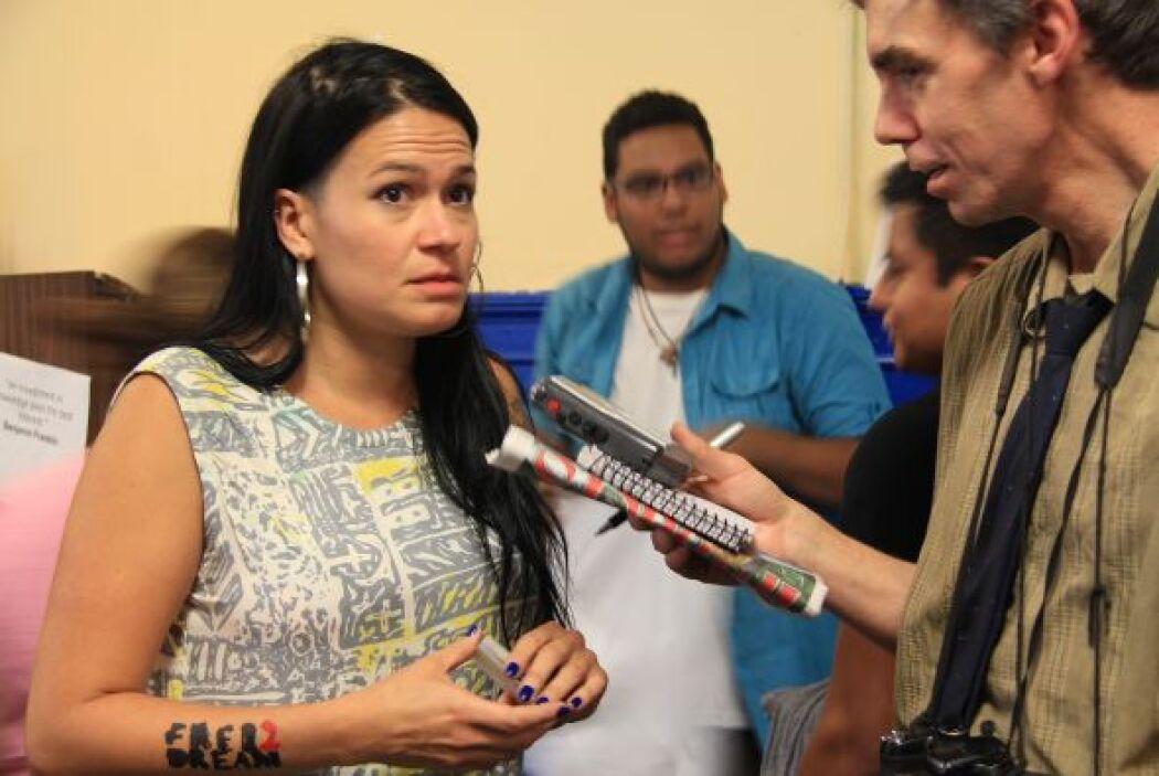 Marissa Johnson Valenzuela es una profesora en el colegio comunitario de...