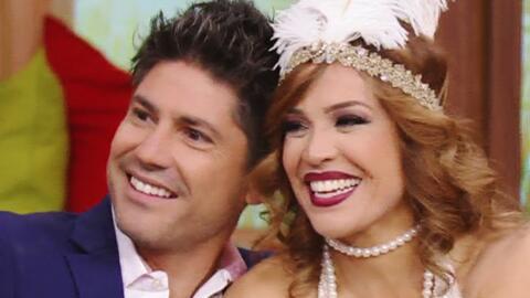 Poncho de Anda regresó a Despierta América y recordó anécdotas junto a K...