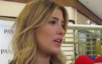 Michelle Salas rompió el silencio y como nunca habló de su padre, el aho...