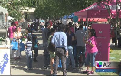 Gran éxito en la Feria de Educación