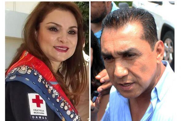 Las autoridades señalaron a la esposa del alcalde como la principal oper...