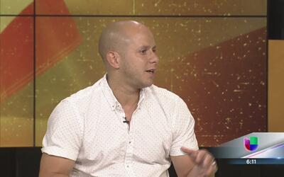 """Tingui Vargas: """"La gimnasia está en un proceso de transición"""""""