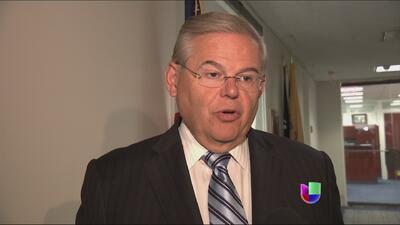 El Senador Bob Menéndez cree que el gobierno de Cuba quería impedir su r...