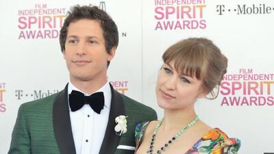 La pareja se casó el pasado 21 de septiembre en California.