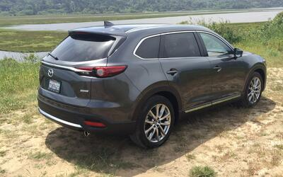 Mazda CX-9 2016 - Prueba A Bordo [Teaser]
