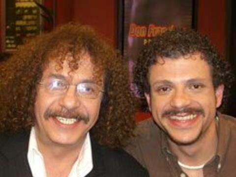 Con Archie y Tony Balardi no podrás parar de reírte.