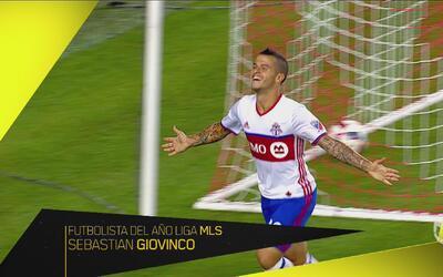Nominados Premios Univision Deportes: Futbolista del Año de la Liga MLS