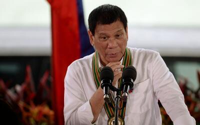 """El presidente de Filipinas dice que Obama puede """"irse al infierno"""""""
