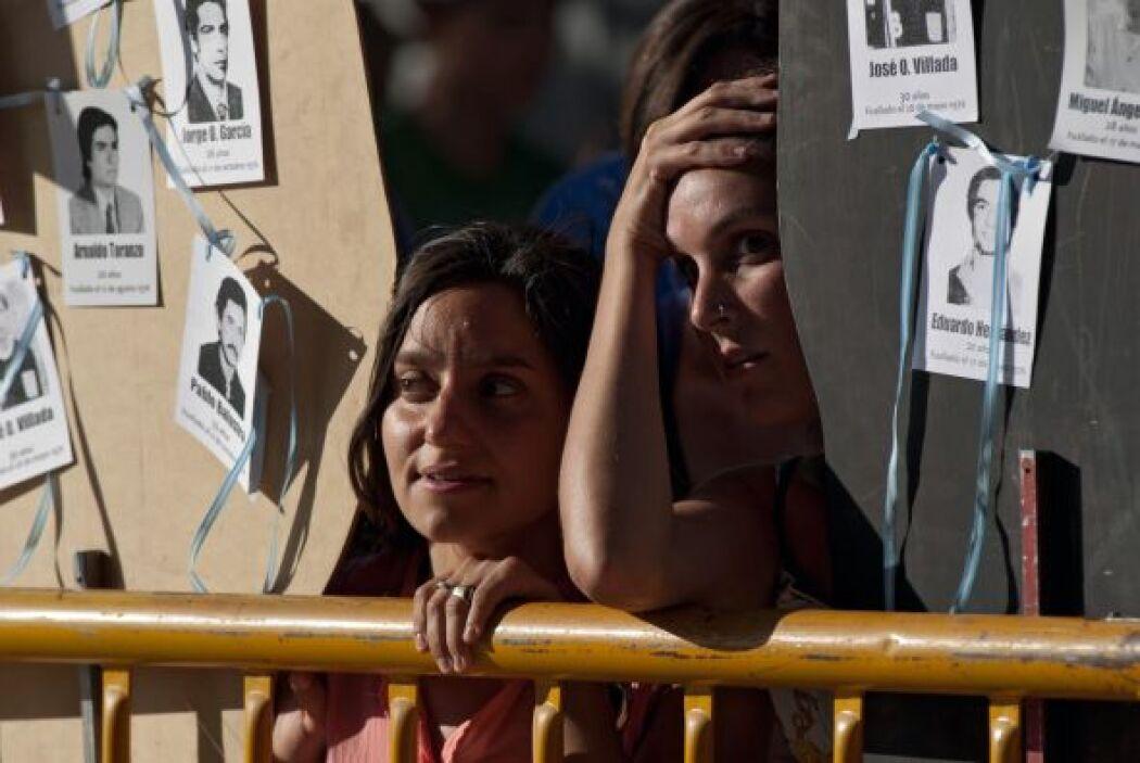Las cifras oficiales estiman que en su dictadura hubo 13,000 muertos.