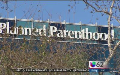 Texas anuncia que oficialmente sacará a Planned Parenthood del programa...