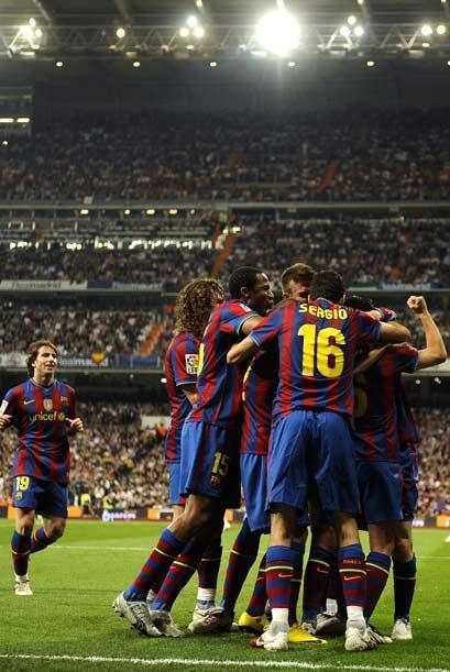 Lionel Messi siguió su racha y llegó a 27 goles.