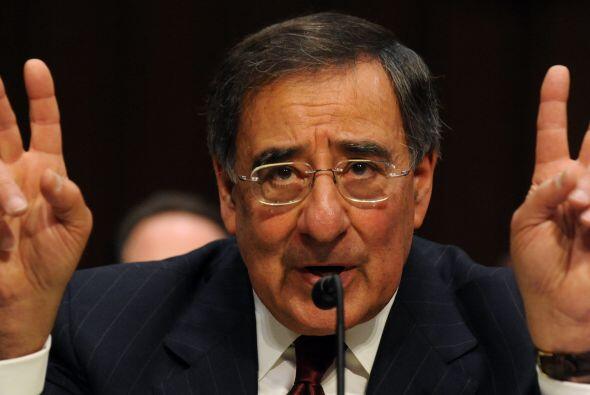 La CIA, de la mano de su director, Leon Panetta, dirigió el operativo de...