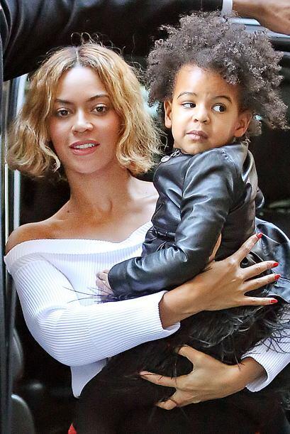 La pequeña de Beyoncé lo tiene todo.