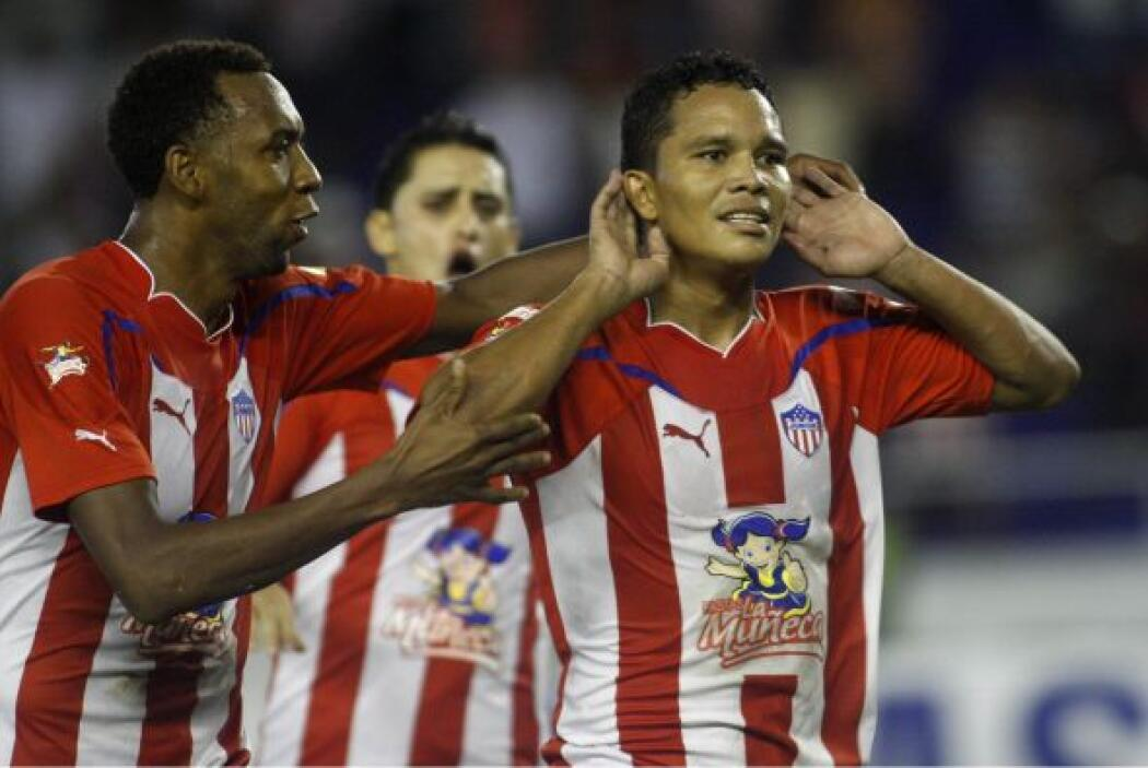Entrenado por Eugenio 'Cheché' Hernández, el Atlético Junior tuvo en el...